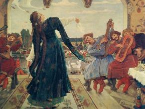 Виктор Васнецов. Царевна-лягушка.